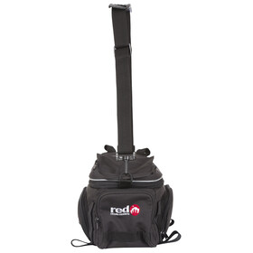 Red Cycling Products Rack Pack XXL - Sac pour porte-bagages - noir